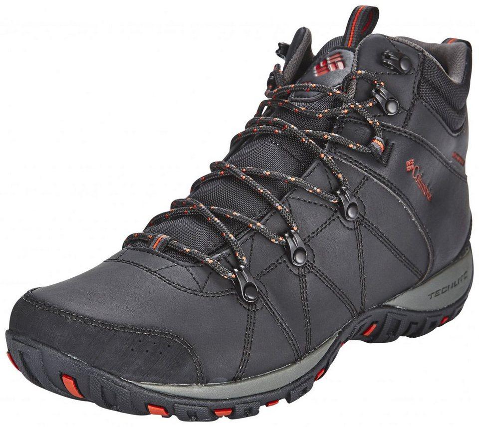 Columbia Kletterschuh »Peakfreak Venture Shoes Men Mid WP Omni-HEAT« in schwarz