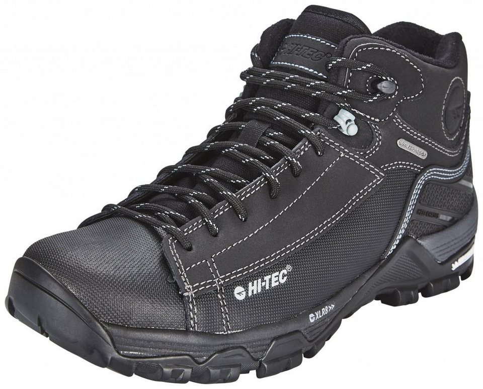 Hi-Tec Kletterschuh »Trail OX Chukka I WP Shoes Men« in schwarz