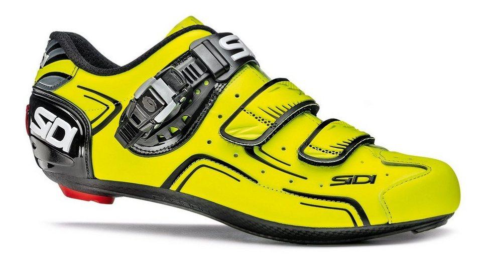 Sidi Fahrradschuhe »Level Fahrradschuhe Herren« in gelb