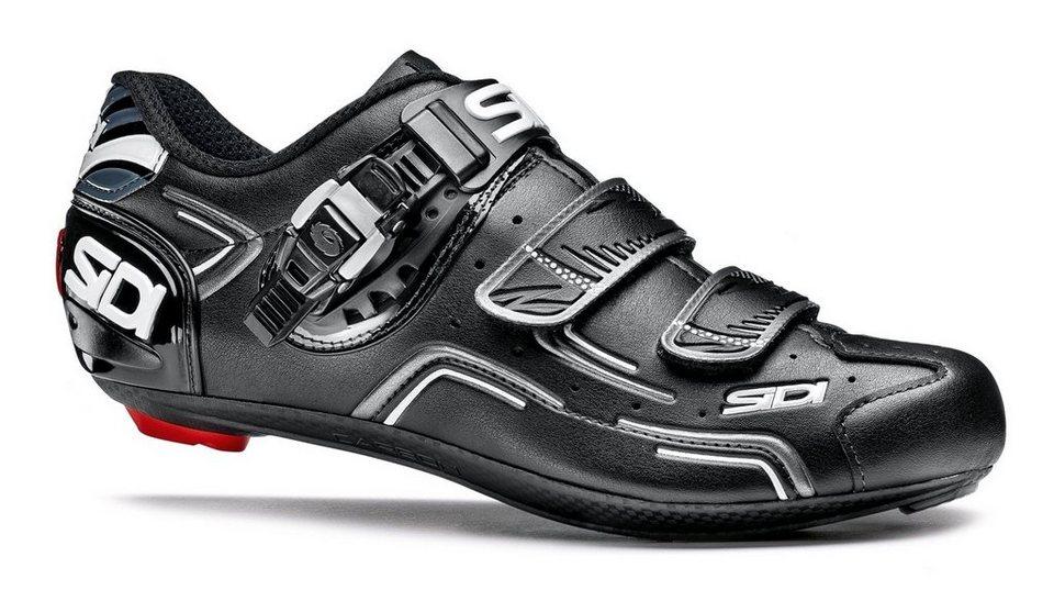 Sidi Fahrradschuhe »Level Fahrradschuhe Herren« in schwarz