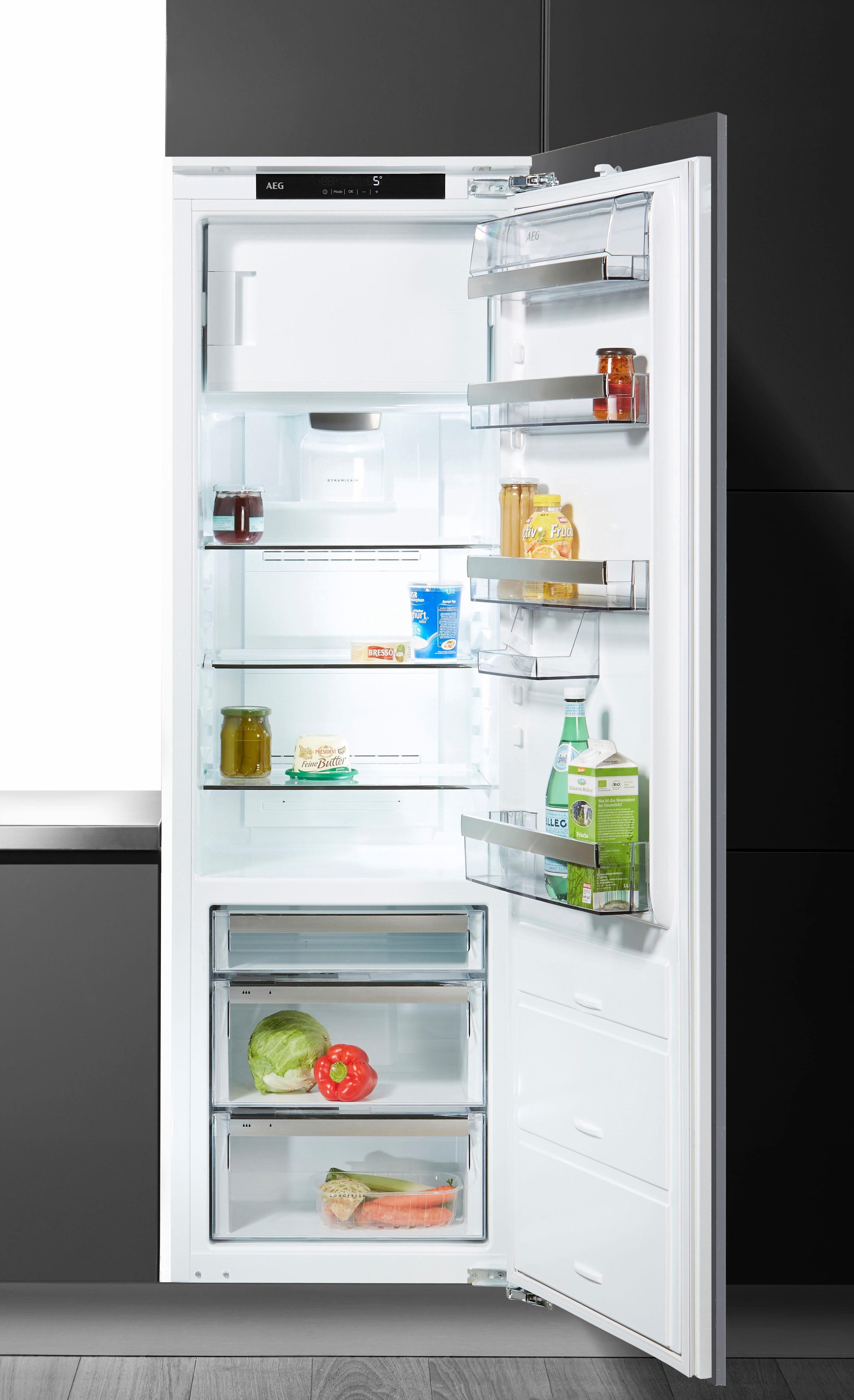AEG integrierbarer Einbau-Kühlschrank SANTO SFE81826ZC, A++, 178 cm hoch