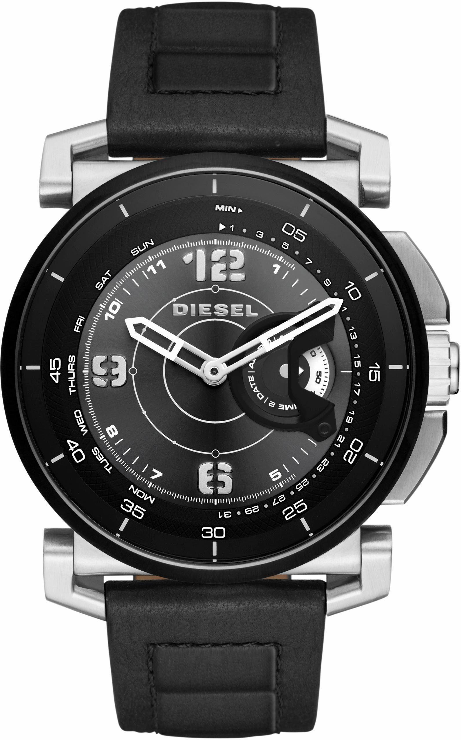 DIESEL ON ADVANCED, DZT1000 Smartwatch (Android Wear)