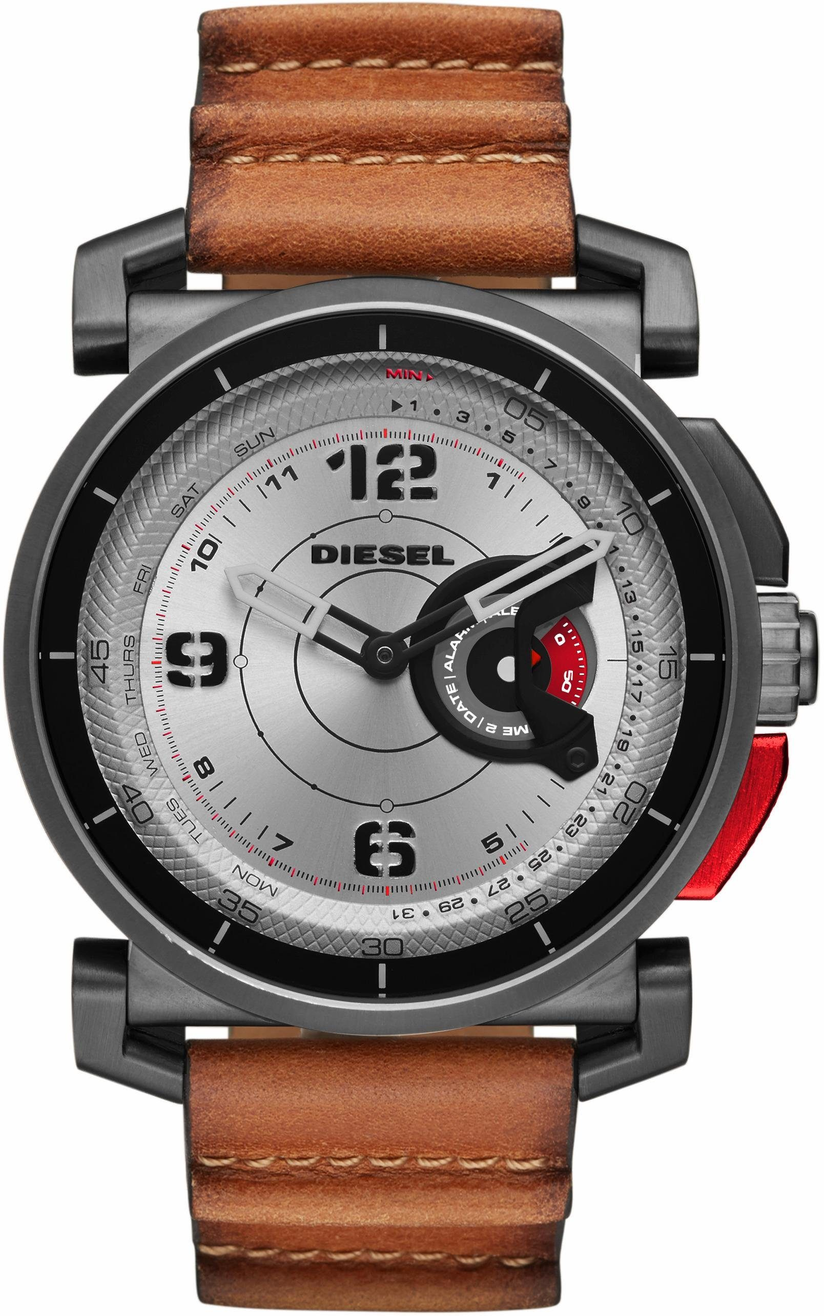 DIESEL ON ADVANCED, DZT1002 Smartwatch (Android Wear)