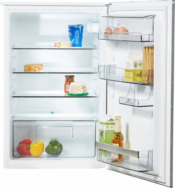AEG Einbaukühlschrank SANTO SKB58831AE, 87,3 cm hoch, 54,0 cm breit, A+++, 88 cm hoch | Küche und Esszimmer > Küchenelektrogeräte > Kühlschränke | AEG