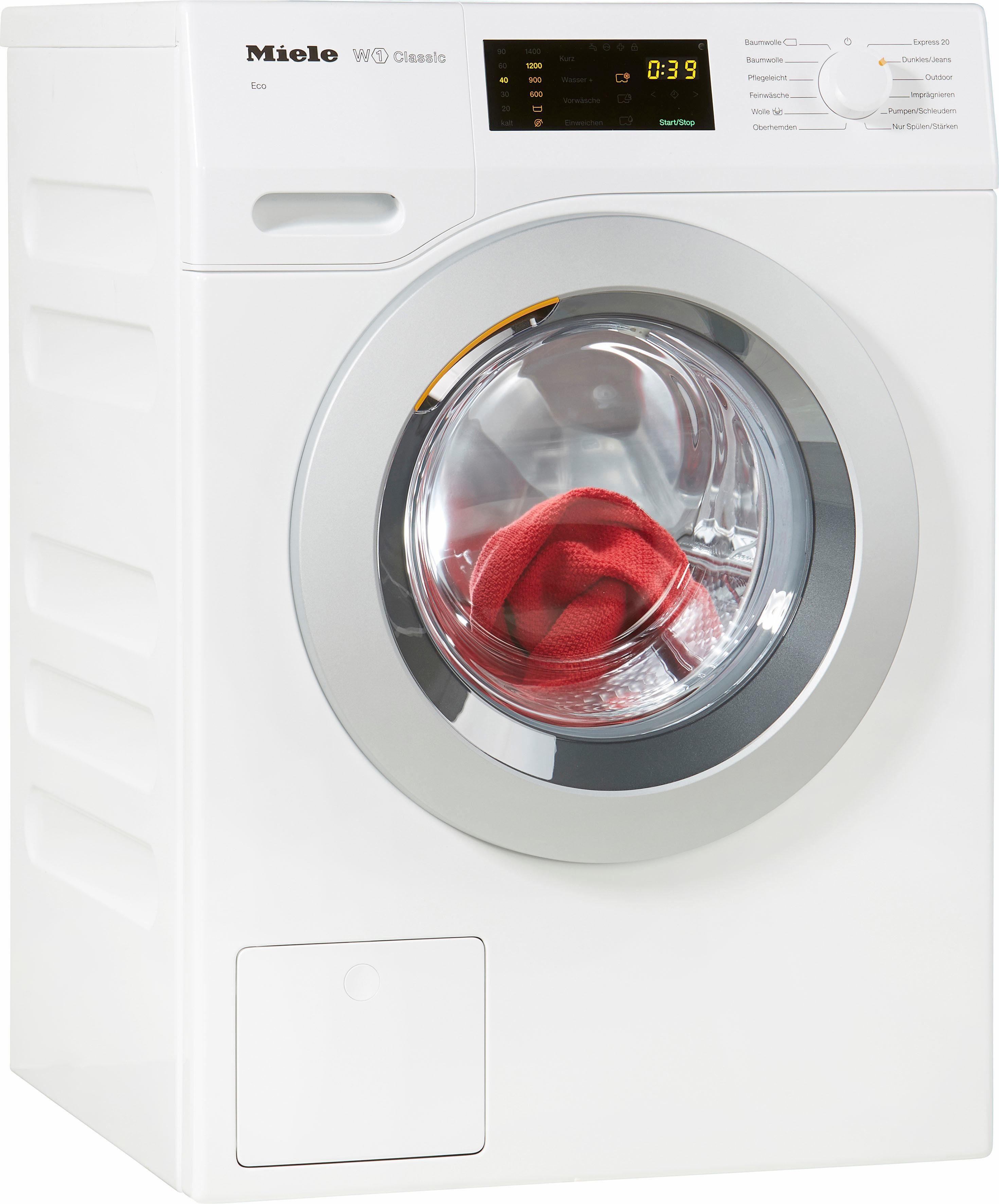 MIELE Waschmaschine WDB030WPS D LW Eco, A+++, 7 kg, 1400 U/Min