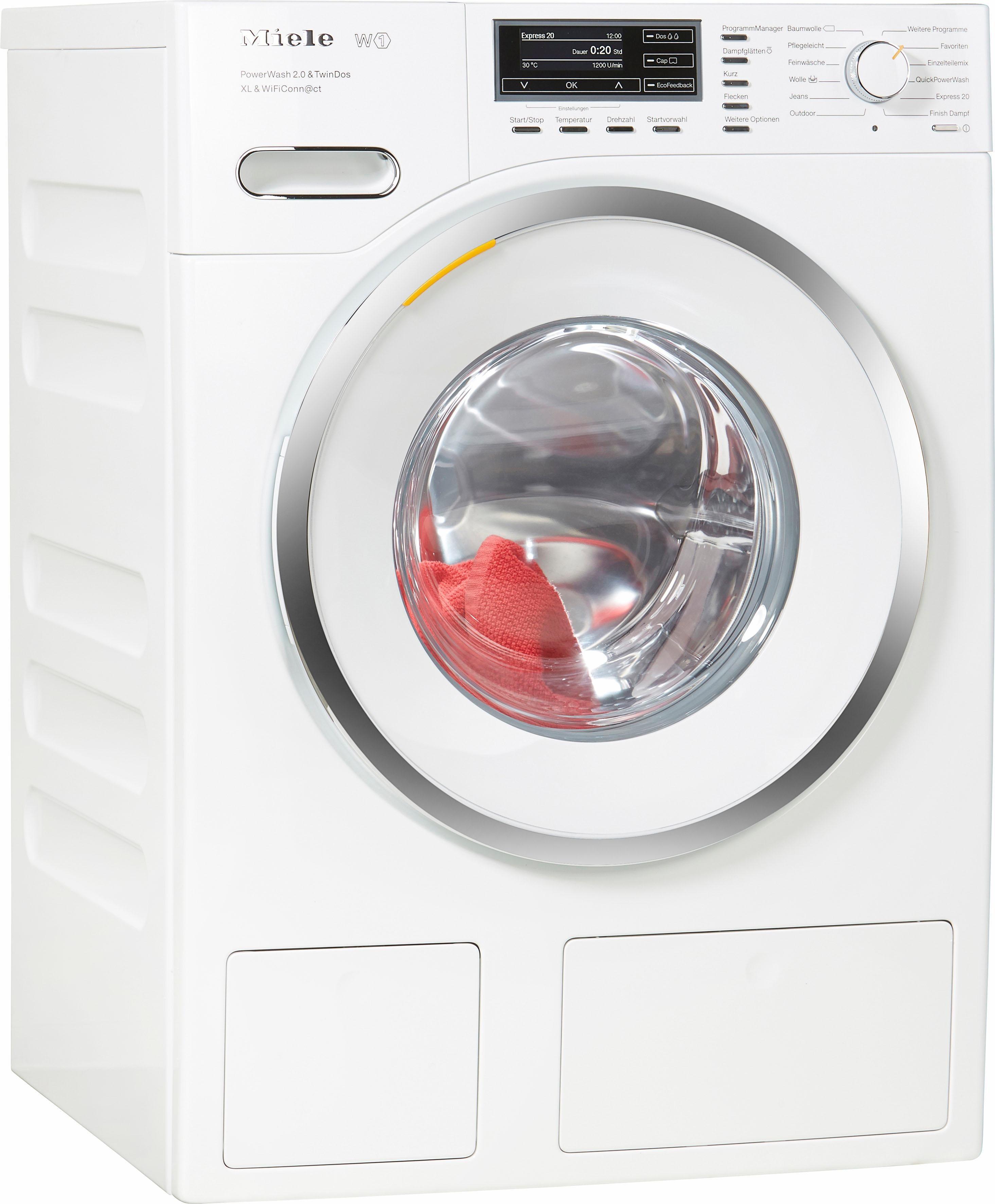 miele waschmaschine 1600 u min preisvergleich die besten angebote online kaufen. Black Bedroom Furniture Sets. Home Design Ideas