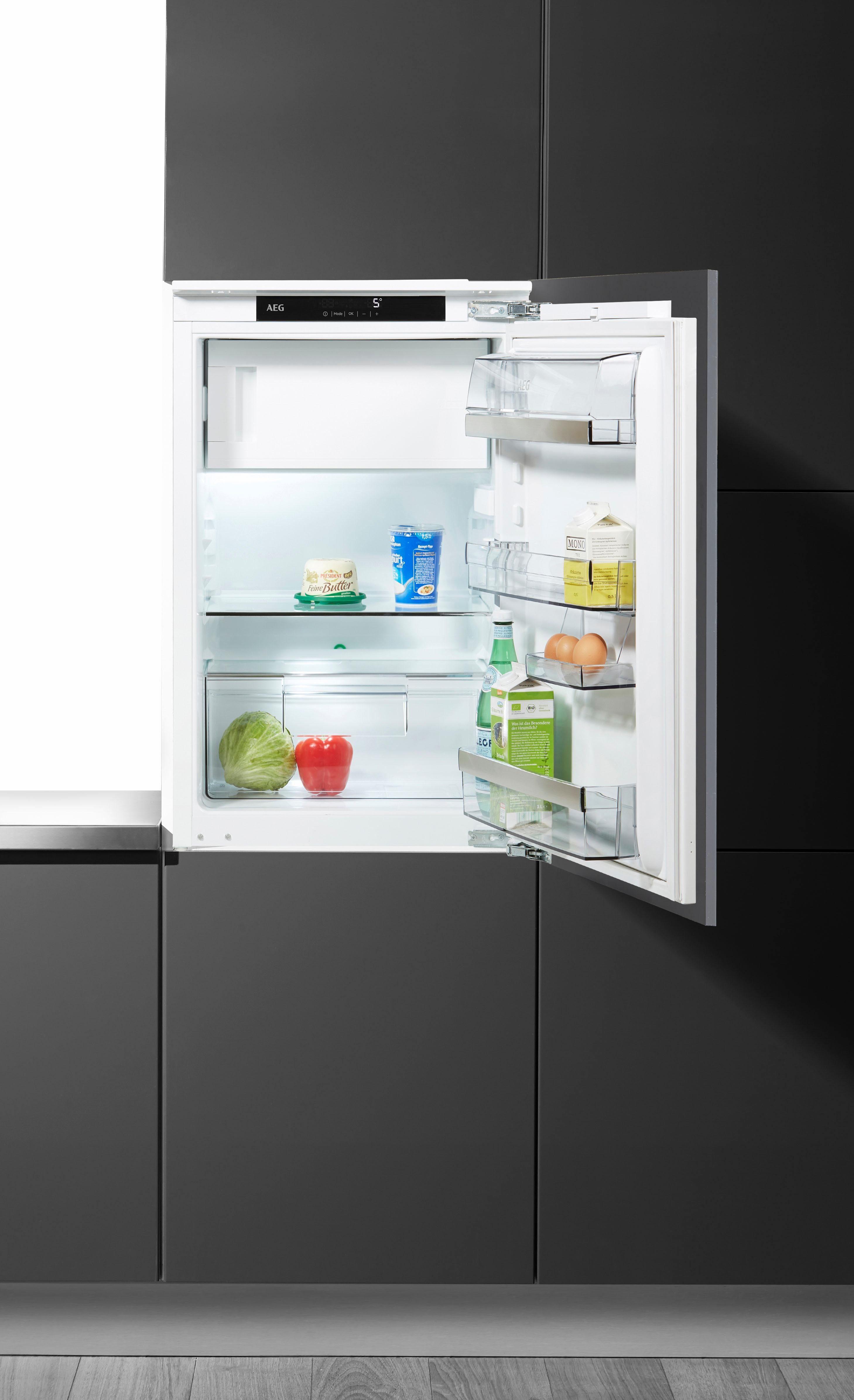 AEG integrierbarer Einbau-Kühlschrank SANTO SFE88841AC, A+++, 88 cm hoch