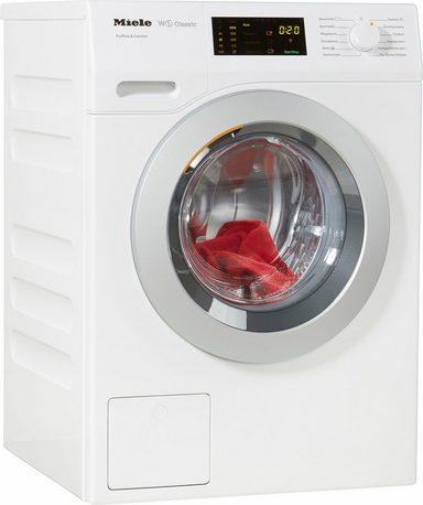 miele waschmaschine wdd030wps d lw ecoplus comfort 8 kg. Black Bedroom Furniture Sets. Home Design Ideas