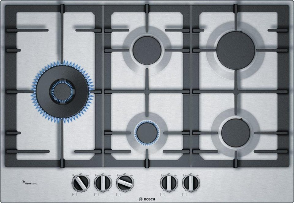 bosch gas kochfeld serie 6 pcs7a5c90d kaufen otto. Black Bedroom Furniture Sets. Home Design Ideas