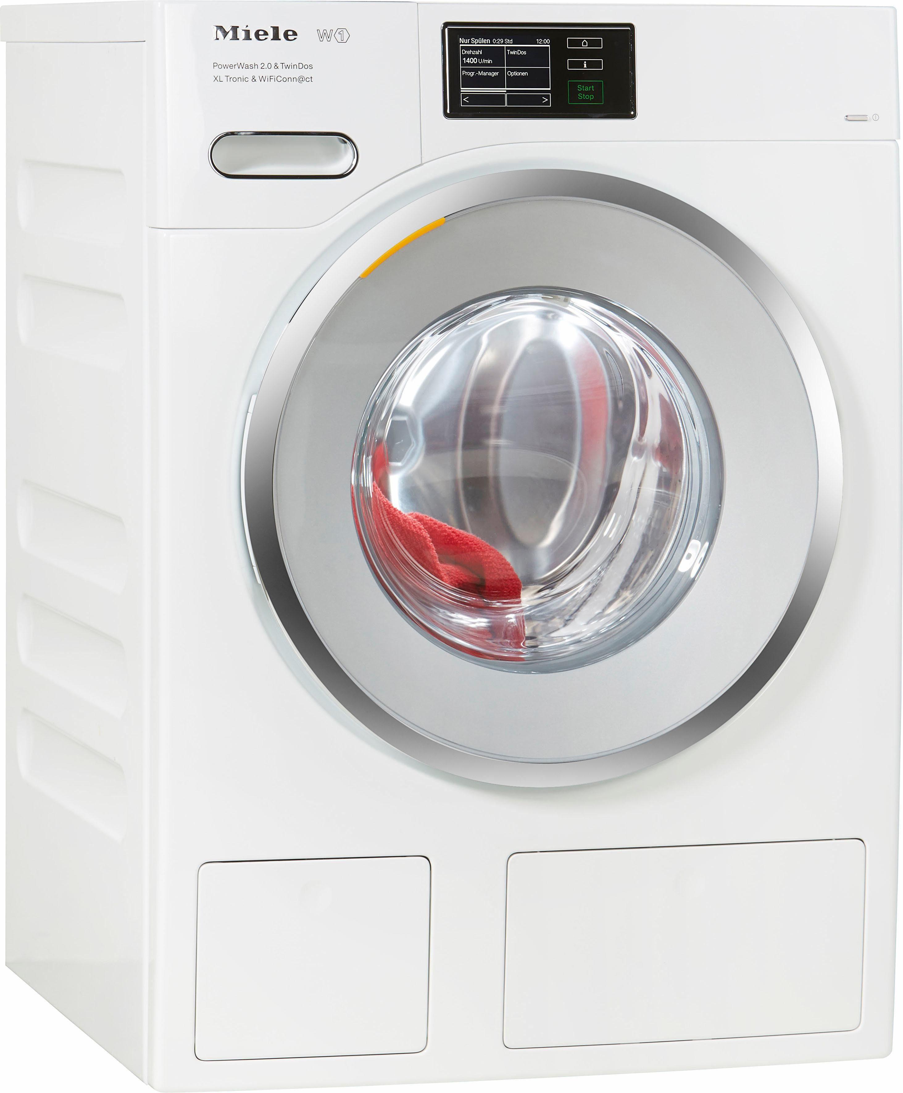 MIELE Waschmaschine WMV963WPS D LW PWash&TDosXLT WiFiConn@ct, A+++, 9 kg, 1600 U/Min