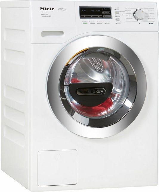 Miele Waschtrockner WTF130 WPM, 7 kg/4 kg, 1600 U/Min