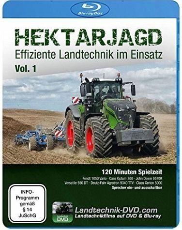 Blu-ray »Hektarjagd - Effiziente Landtechnik im...«