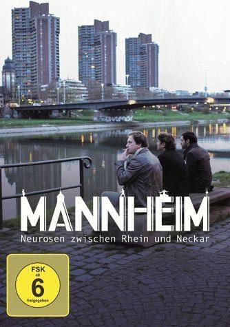 DVD »Mannheim - Neurosen zwischen Rhein und Neckar«