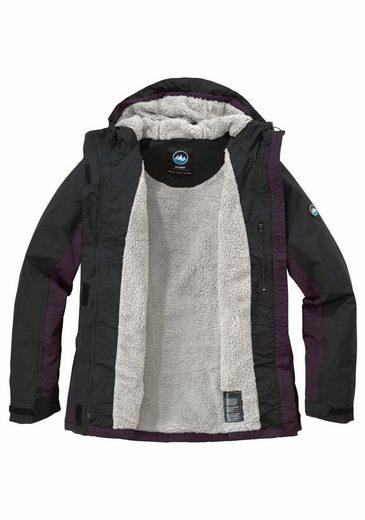 Polarino Functional Jacket, Inside With Cuddly Soft Fleece Lining