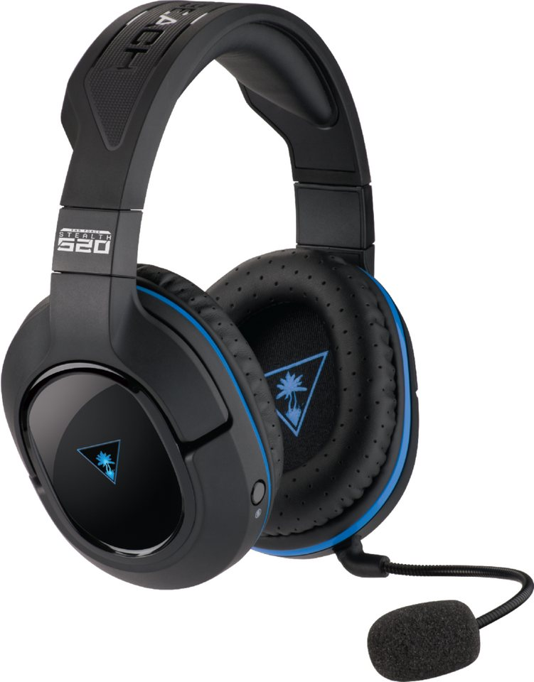 turtle beach headset ear force stealth 520 ps4 ps3. Black Bedroom Furniture Sets. Home Design Ideas