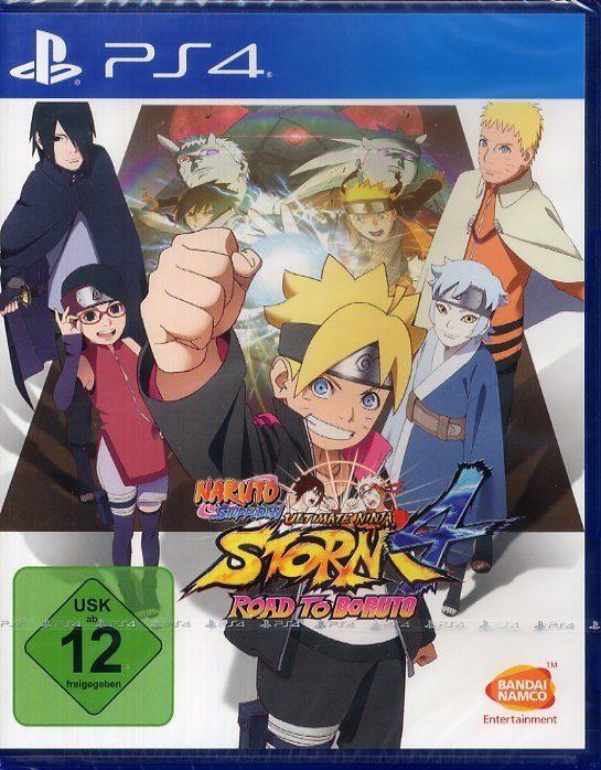Bandai Namco Naruto Shippuden Ultimate Ninja Storm 4: Road to Boruto »PS4«