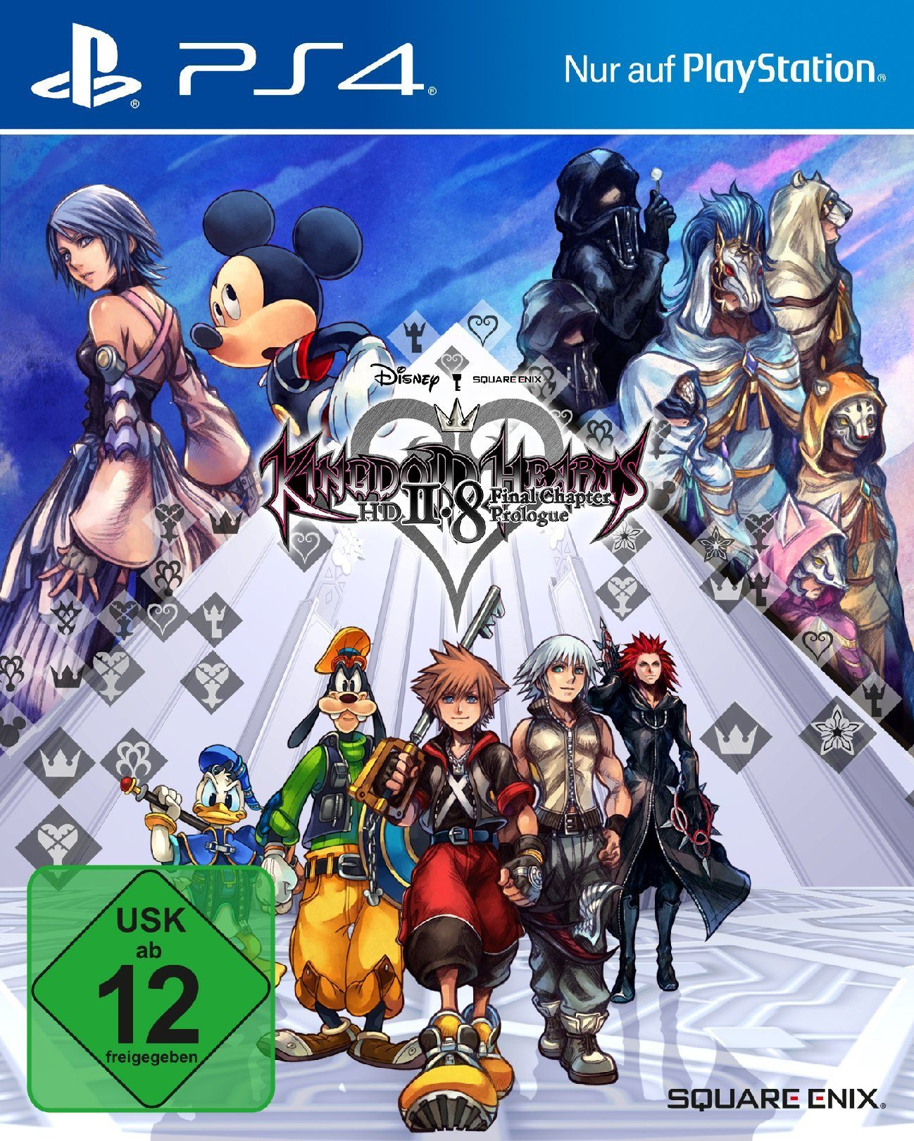 SquareEnix Kingdom Hearts HD 2.8 Final Chapter Prologue »PS4«