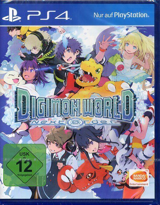 Bandai Namco Digimon World: Next Order »PS4«