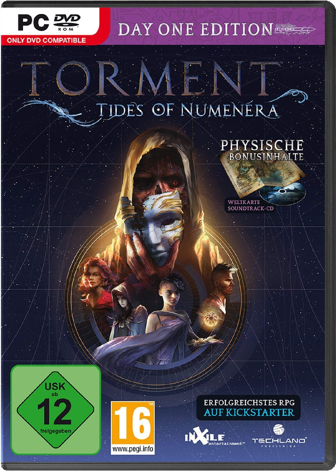Koch Media Torment: Tides of Numenera Day One Edition »PC«