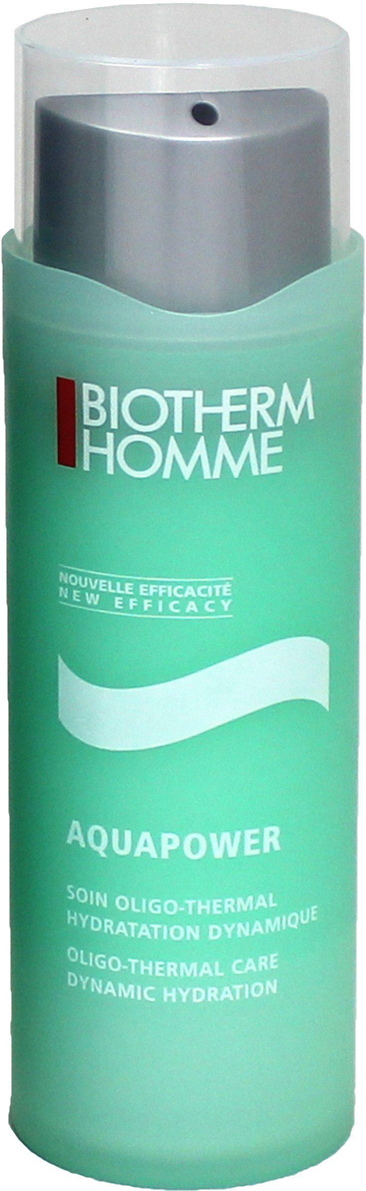 Biotherm Homme, »Aquapower«, Feuchtigkeitspendendes Gesichtspflegegel