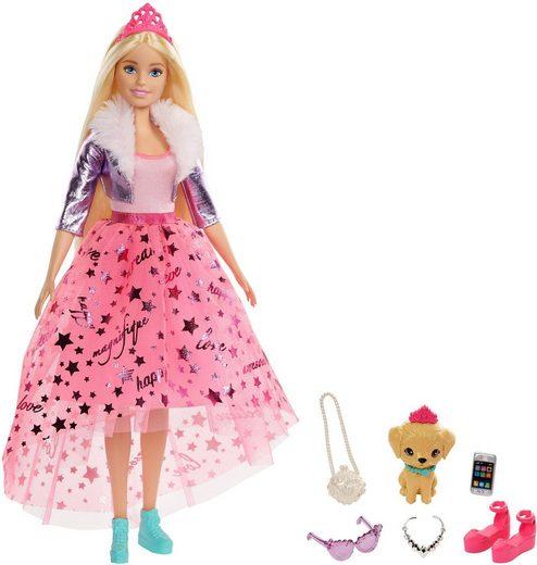 Mattel® Anziehpuppe »Barbie Prinzessinnen Abenteuer«