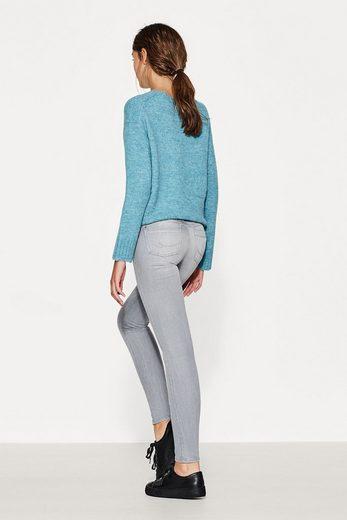 EDC BY ESPRIT Basic Jeans aus Stretch-Denim