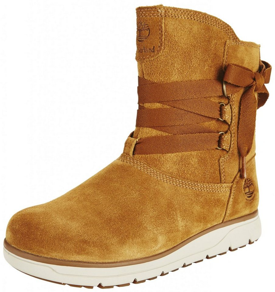 Timberland Kletterschuh »Leighland Pull On Shoes Ladies WP« in beige