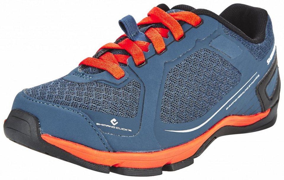 Shimano Fahrradschuhe »SH-CT41N Schuhe Unisex« in blau