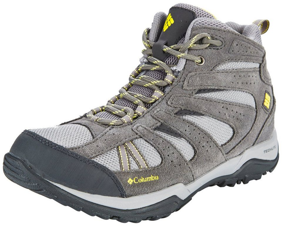 Columbia Kletterschuh »Dakota Drifter Mid Waterproof Shoes Women« in grau