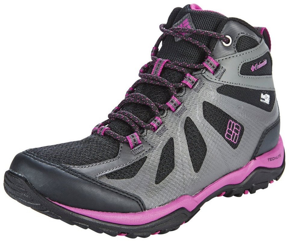 Columbia Kletterschuh »Peakfreak XCRSN II XCEL Shoes Women Mid OutDry« in grau
