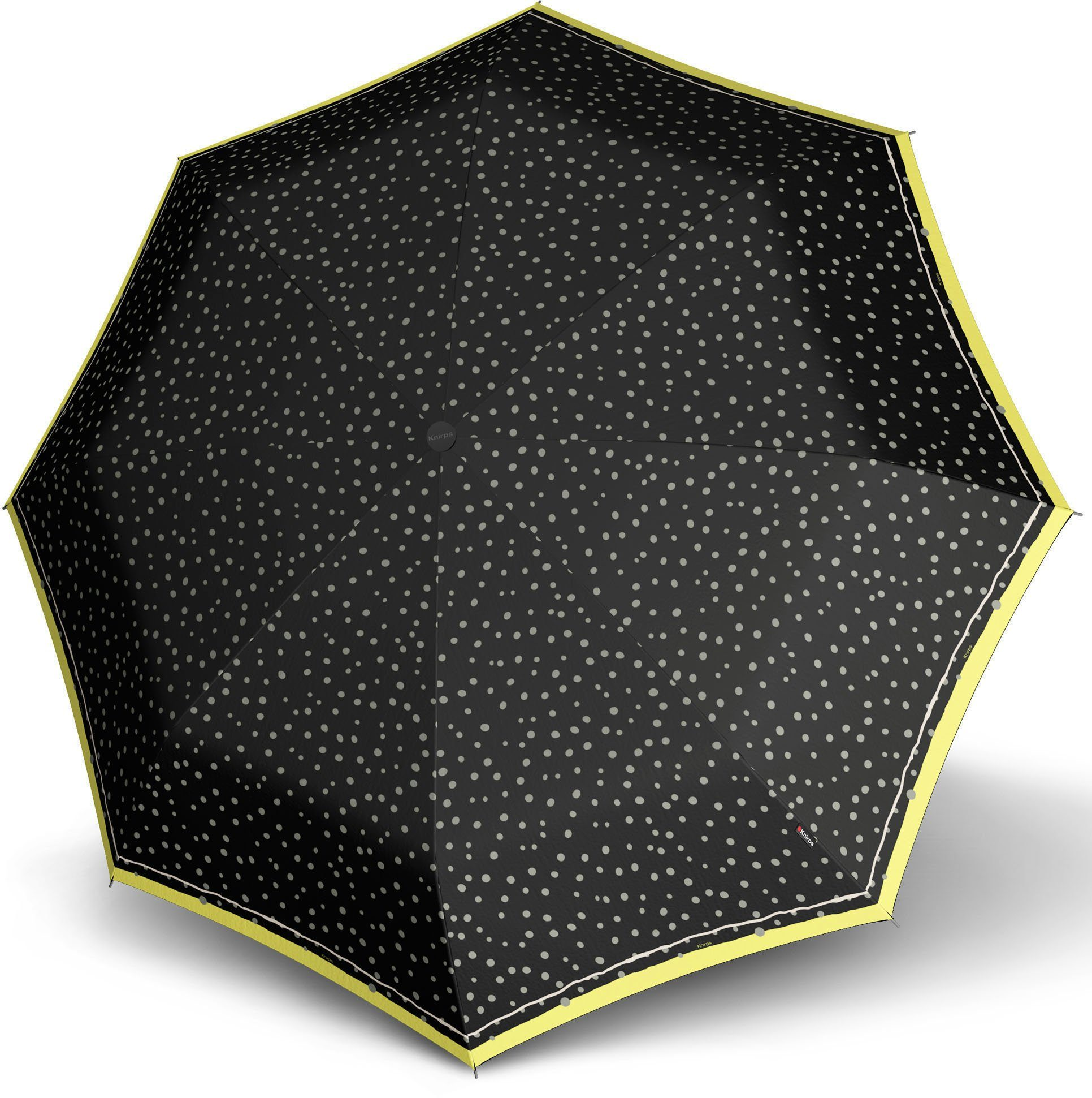 Knirps® Regenschirm, »Taschenschirm X1 flakes black«
