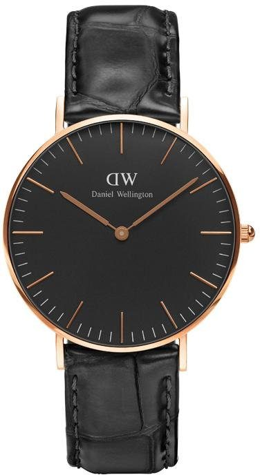 Daniel Wellington Quarzuhr »Classic Black Reading, DW00100141«