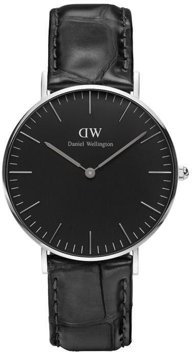 Daniel Wellington Quarzuhr »Classic Black Reading, DW00100147«