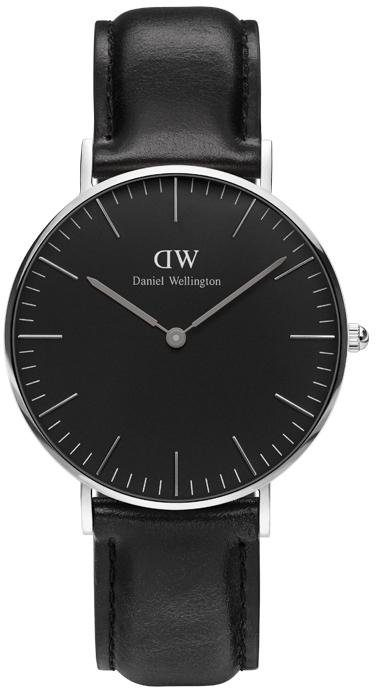 Daniel Wellington Quarzuhr »Classic Black Sheffield, DW00100145«