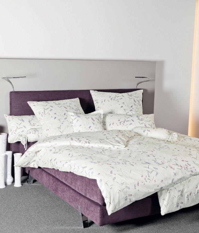 bettw sche lavendel janine mit schlichten motiven online kaufen otto. Black Bedroom Furniture Sets. Home Design Ideas