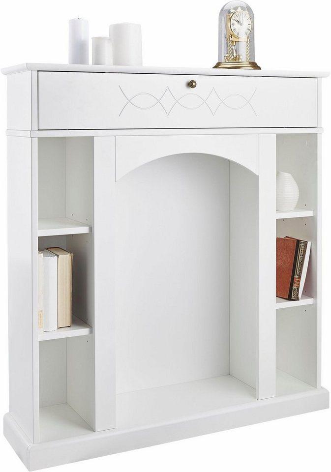 home affaire kaminumbau breite 100 cm kaufen otto. Black Bedroom Furniture Sets. Home Design Ideas