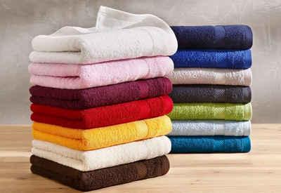 Dyckhoff Handtuch Set »Planet« (Set, 10-tlg), aus reiner Bio-Baumwolle