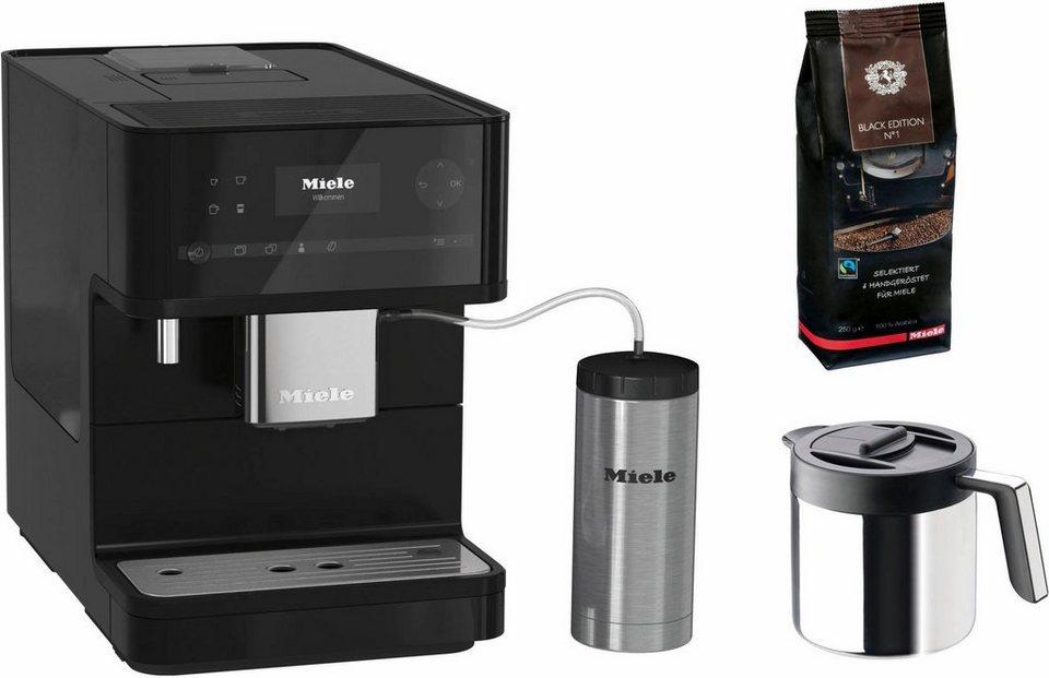 miele kaffeevollautomat cm6350 black editon inkl gutschein f r gratis zubeh r i w v 134 90. Black Bedroom Furniture Sets. Home Design Ideas