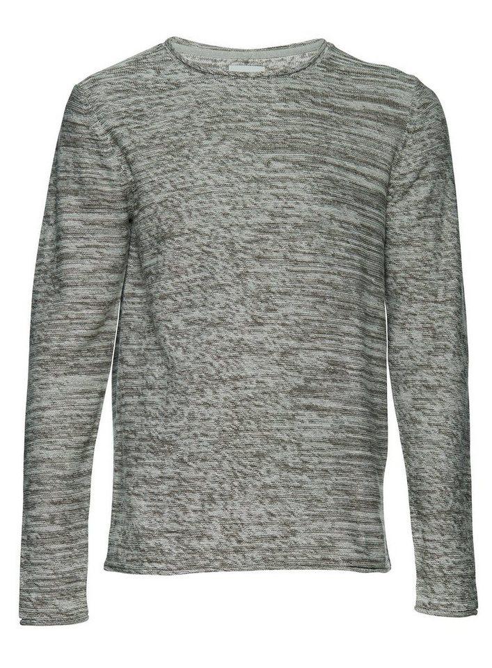 Blend Pullover in Grau