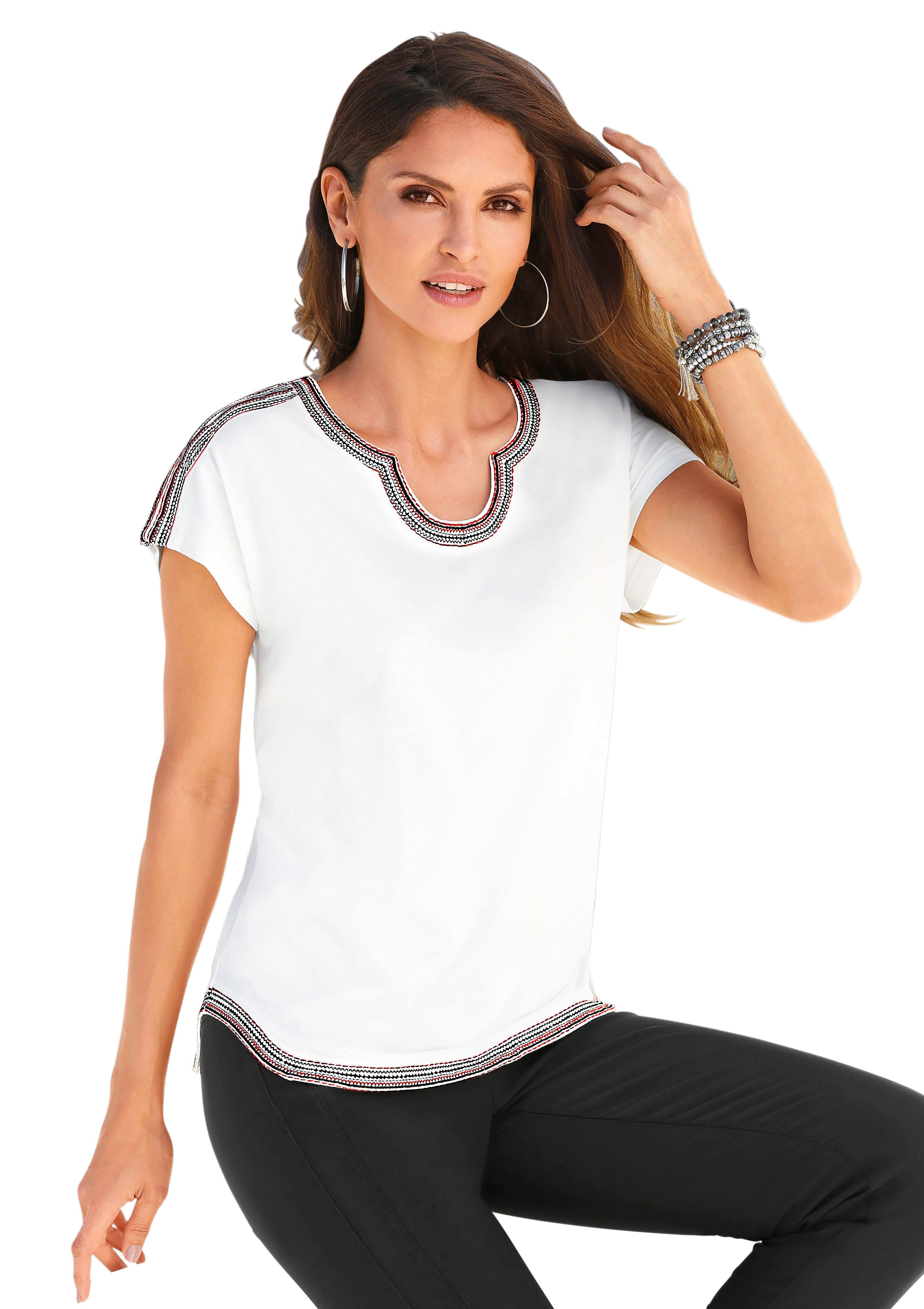 Alessa W. Shirt in Tunika-Form | Bekleidung > Tuniken > Sonstige Tuniken | ALESSA W.