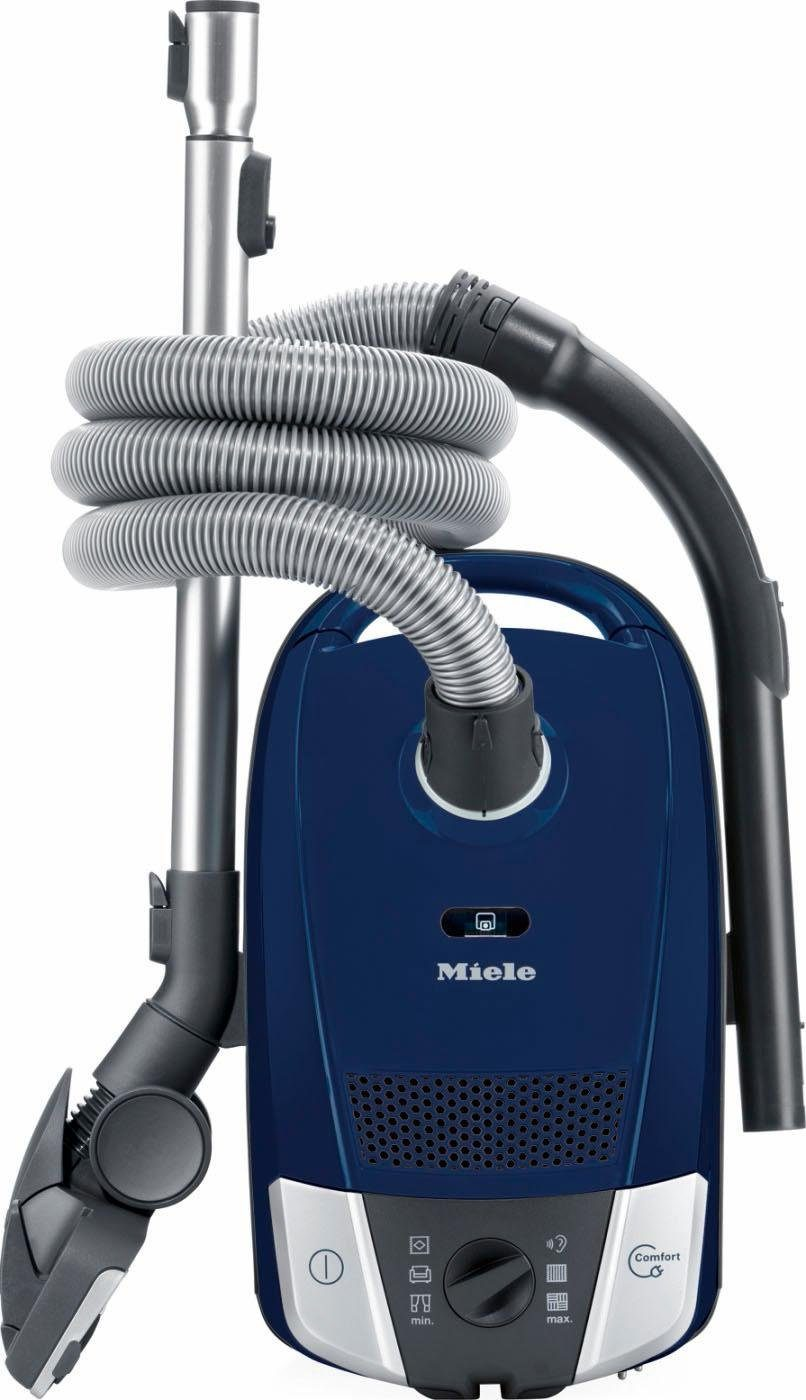 Miele Bodenstaubsauger Compact C2 Excellence EcoLine, A,marineblau