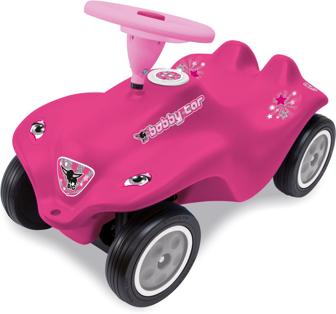 BIG Rutscherauto, »BIG New Bobby Car Rockstar Girl«