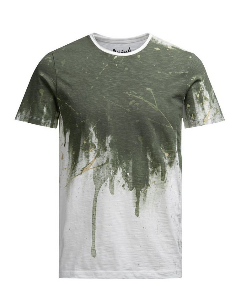 jack jones bedrucktes t shirt online kaufen otto. Black Bedroom Furniture Sets. Home Design Ideas