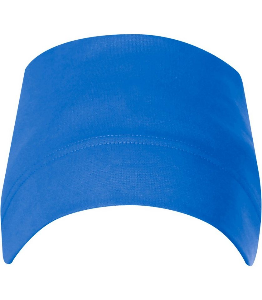 TRIGEMA Soft-Cap in electric-blue