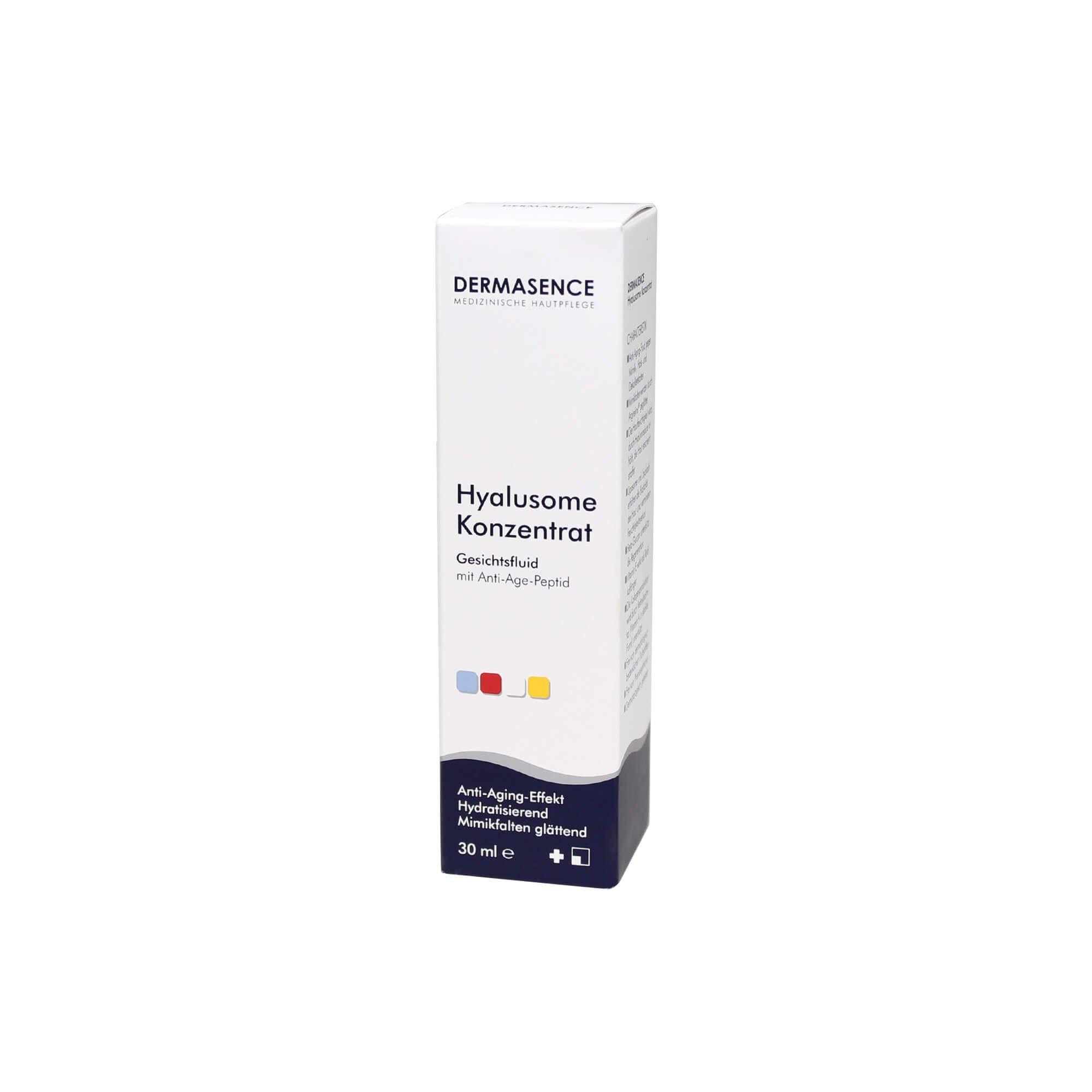 Dermasence Hyalusome Konzentrat , 30 ml