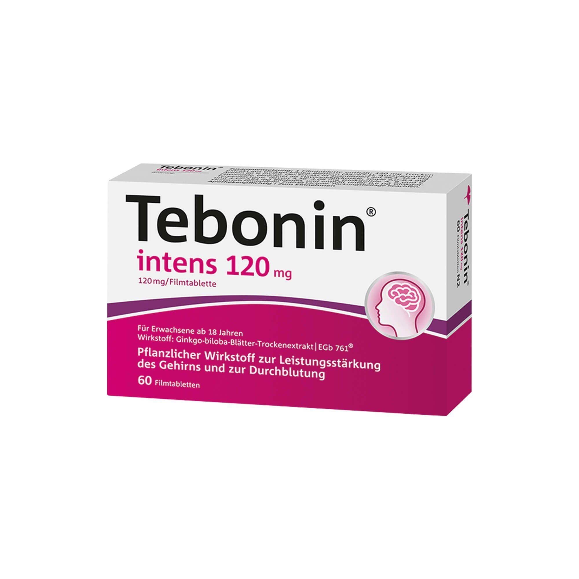Tebonin intens 120 mg, 60 St