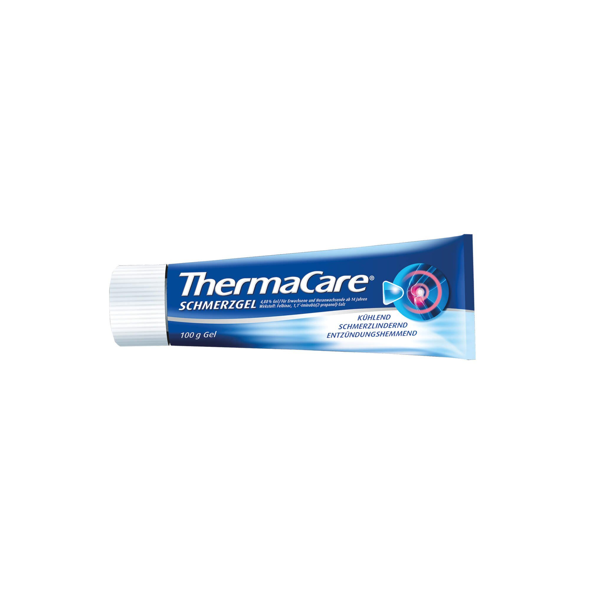 Thermacare ThermaCare Schmerzgel , 100 g