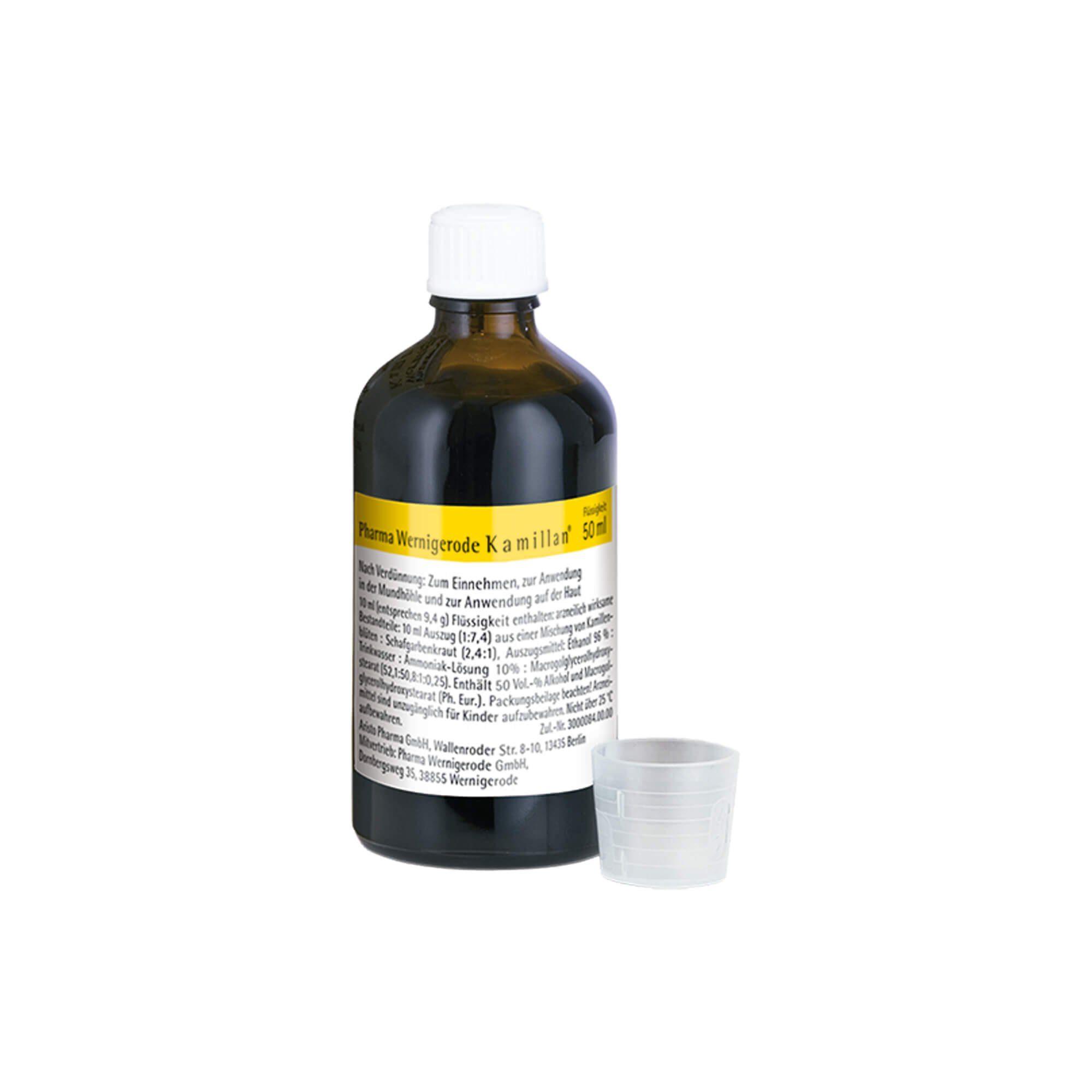 Kamillan Flüssigkeit, 50 ml
