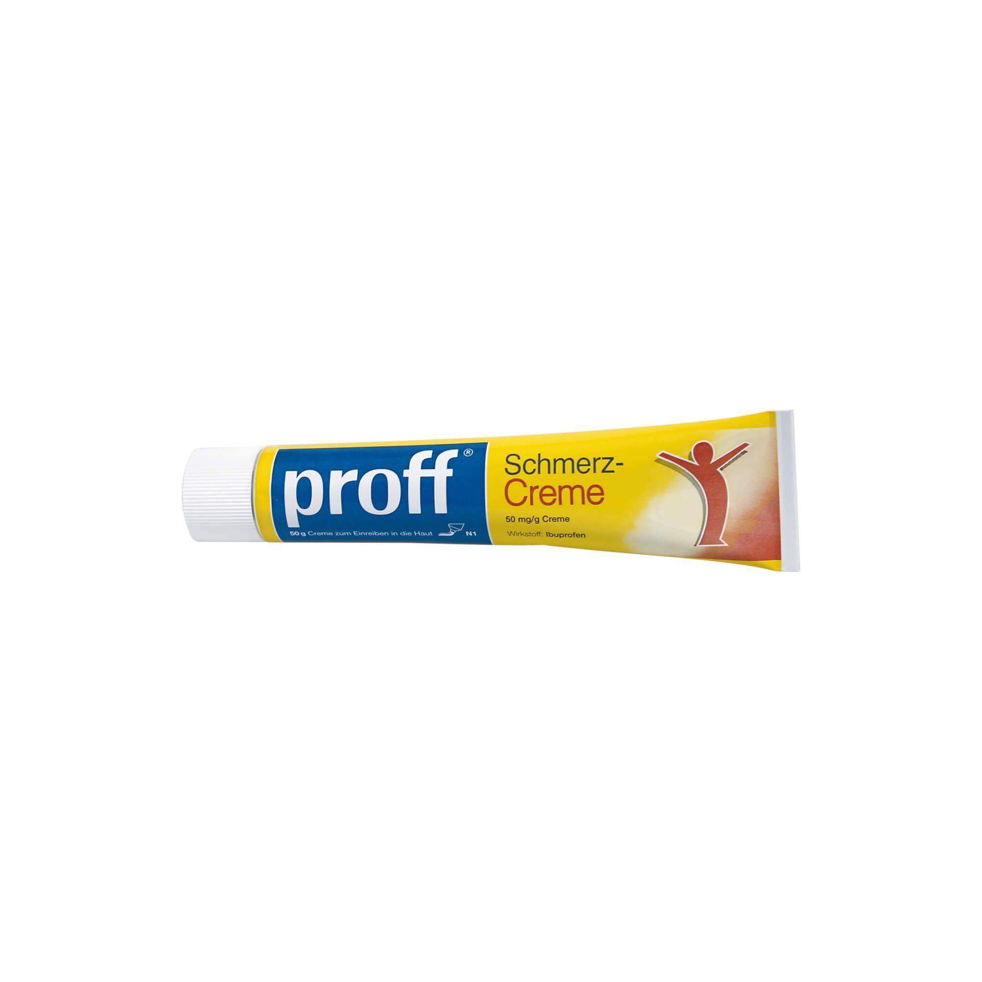 Proff Schmerzcreme , 50 g
