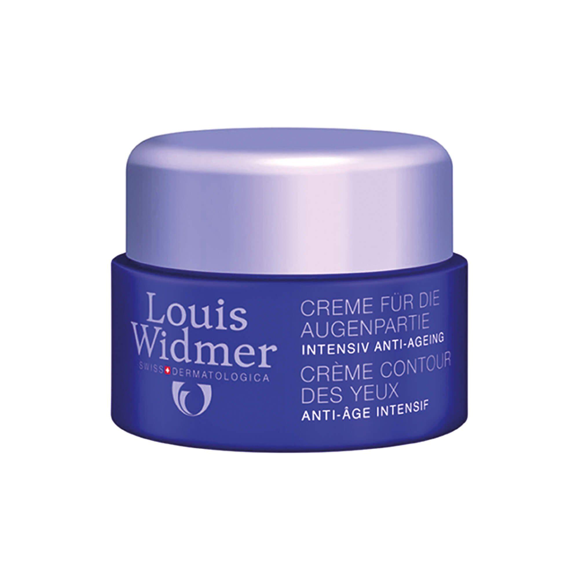 Widmer Widmer Creme für die Augenpartie unparfümiert , 30 ml